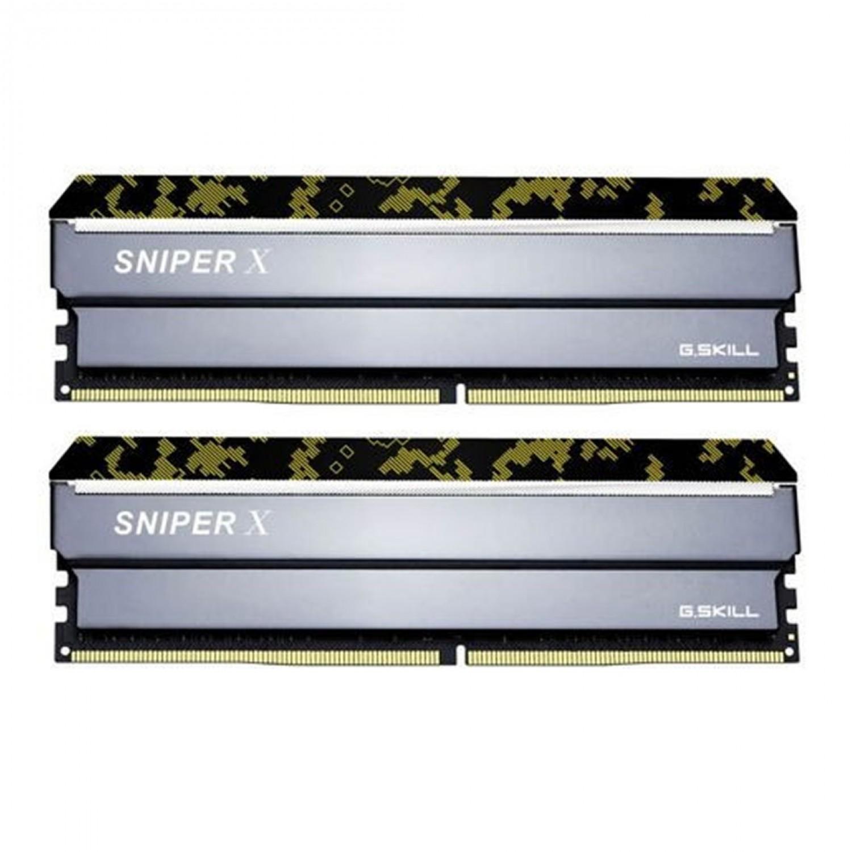 MEMORIA G.SKILL GSKILL SNIPER X DDR4 2400 16GB 2X8 C17 GSXK