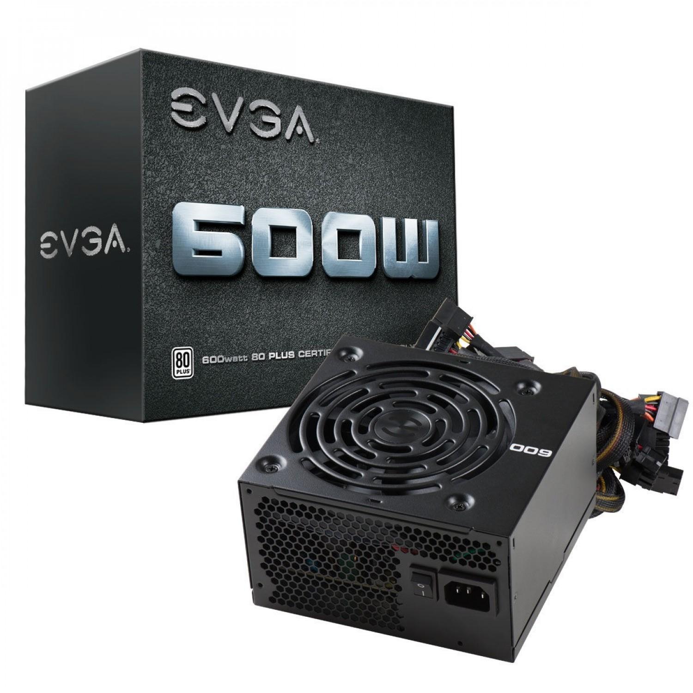 FUENTE EVGA 600W  80+ WHITE