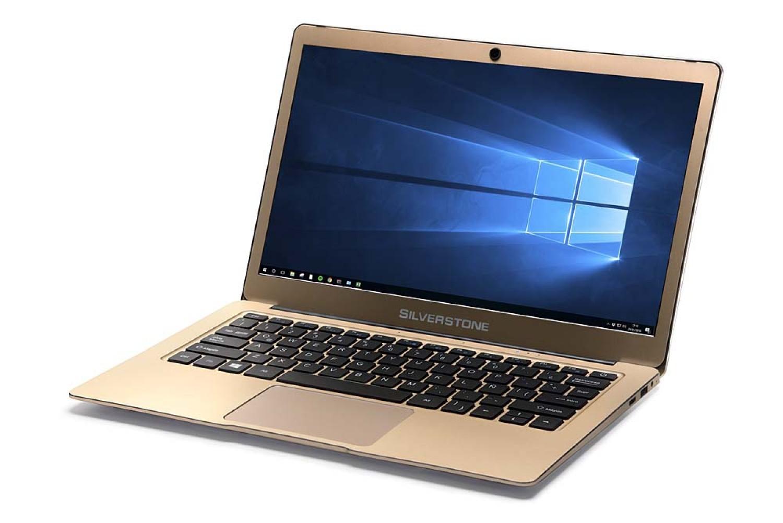 NOTEBOOK SILVERSTONE PC 13.3 GOLD (STV131-03)