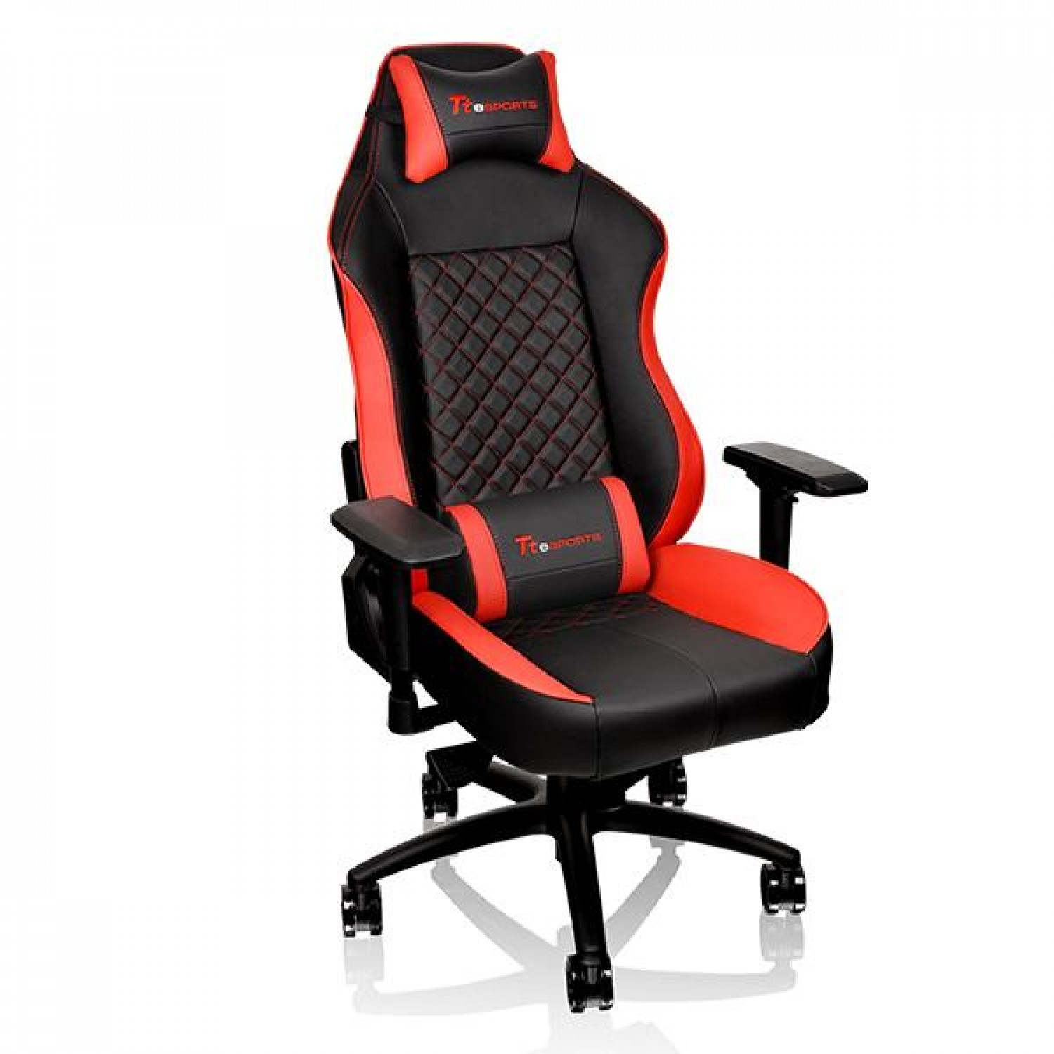 SILLA GAMER TT ESPORTS GTC 500 BLACK/RED