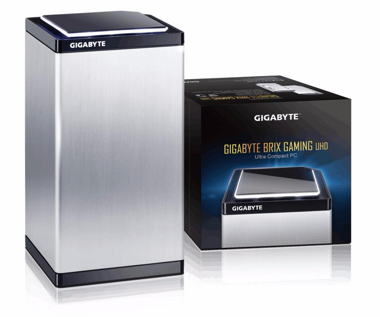 MINI PC GIGABYTE BRIX UHD I5-6300HQ