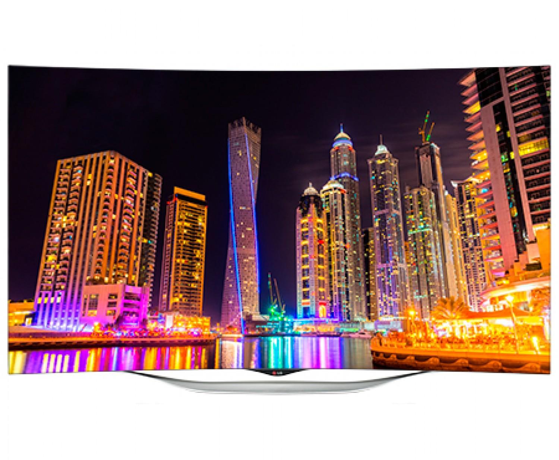 MONITOR LG ES TV LED 55 55EC9300 CURVO