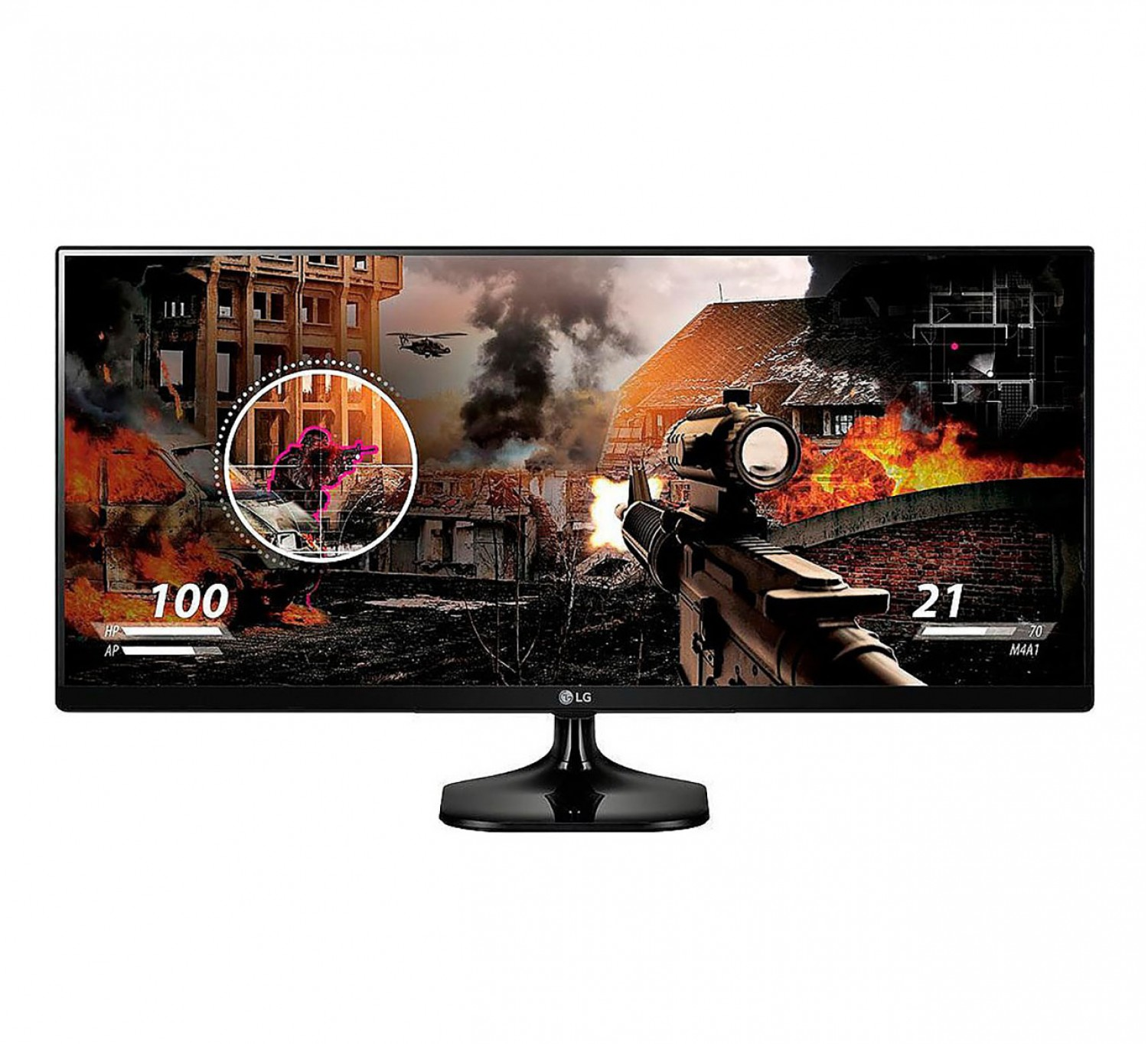 MONITOR LG LED 25 ULTRA WIDE 25UM58-P