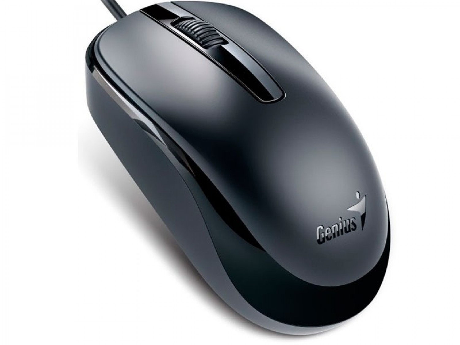 MOUSE GENIUS DX-120 G5 BLACK USB