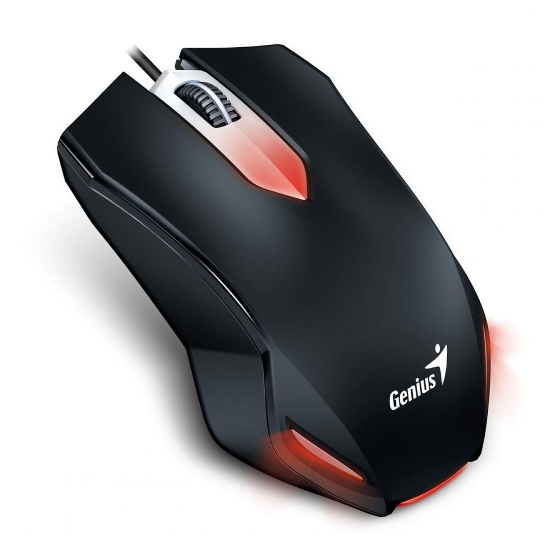 MOUSE GX GAMING GENIUS X-G200 USB BLACK G5