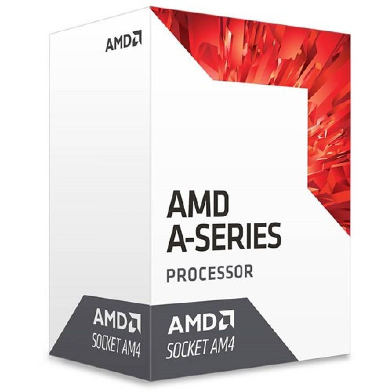 PROCESADOR AMD (AM4) A12 9800 BRISTOL RIDGE 3800MHZ