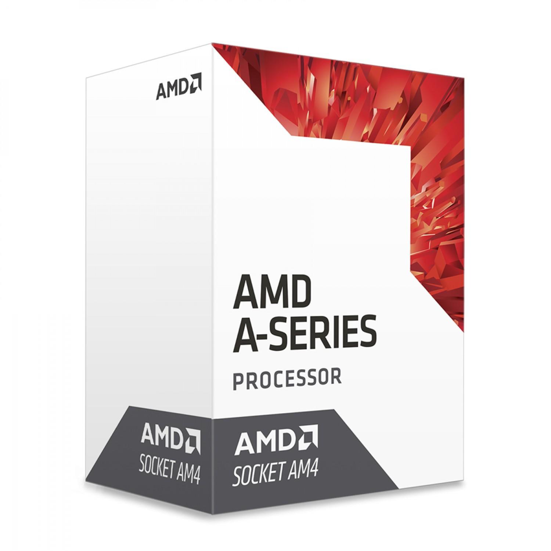 PROCESADOR AMD (AM4) A8 9600 BRISTOL RIDGE 3100MHZ