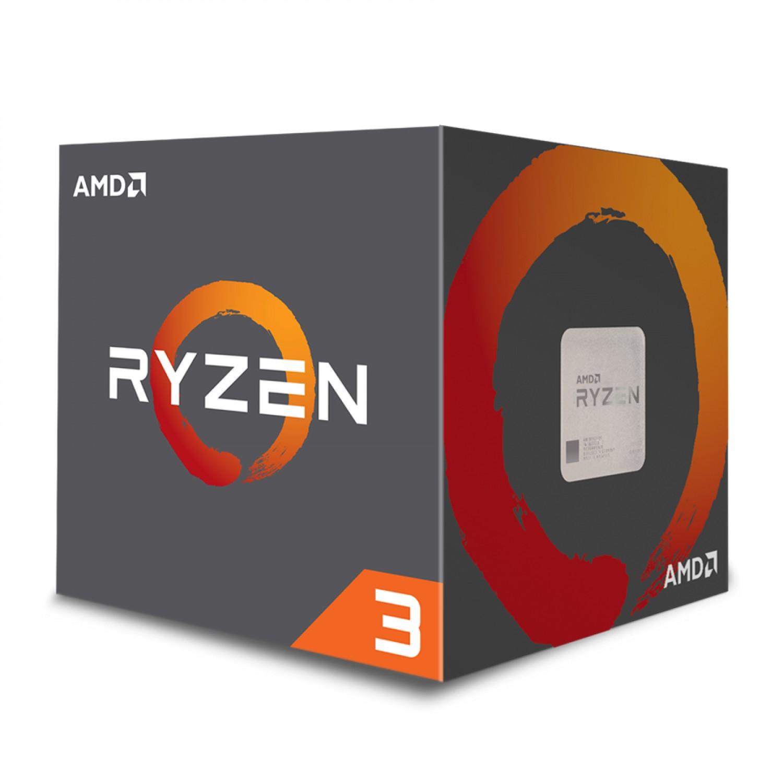 PROCESADOR AMD (AM4) RYZEN 3 1300X 3700MHZ