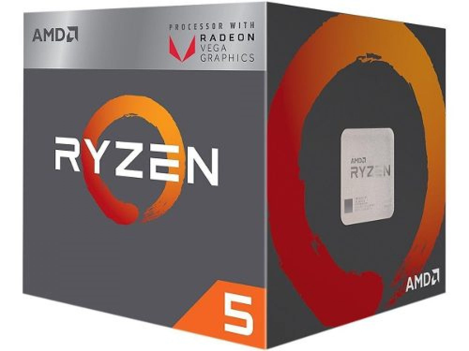 PROCESADOR AMD (AM4) RYZEN 5 2400G
