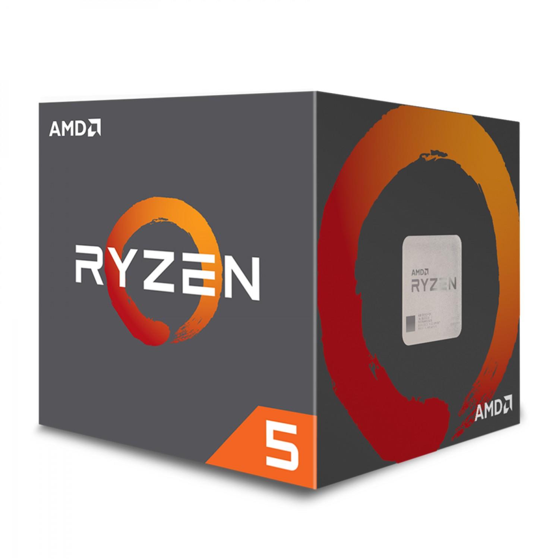 PROCESADOR AMD (AM4) RYZEN 5 2600 3400MHZ