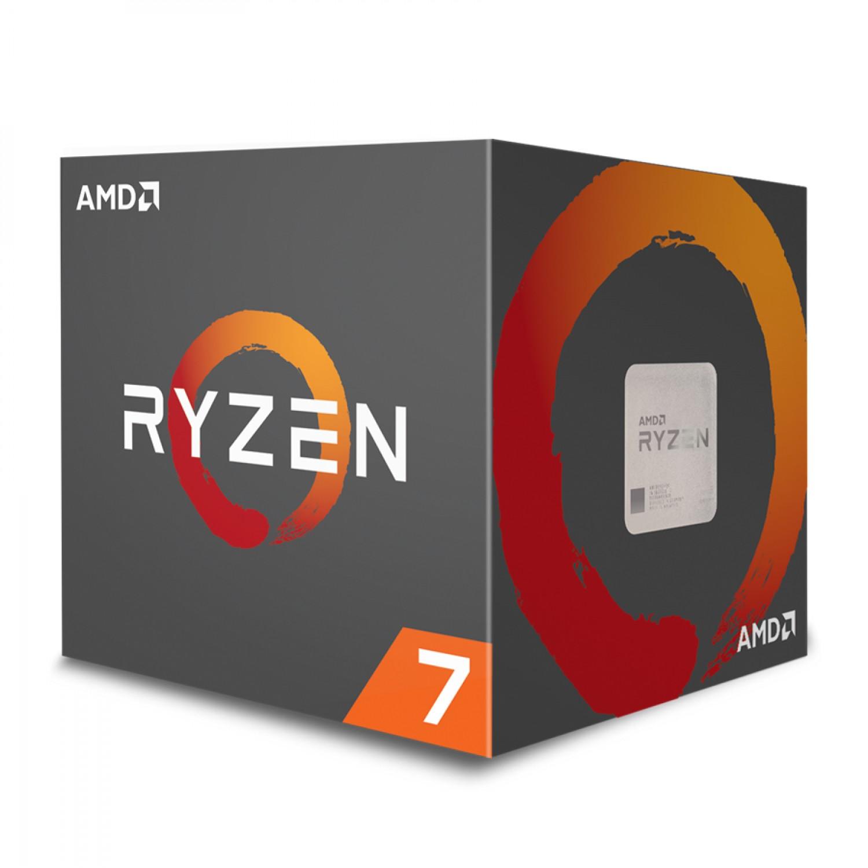 PROCESADOR AMD (AM4) RYZEN 7 1800X 4000MHZ S/COOLER
