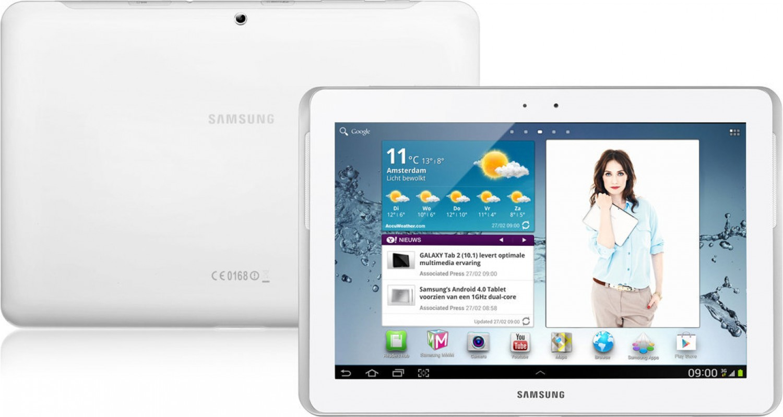 TABLET SAMSUNG GALAXY TAB 2 10.1 3G P5100