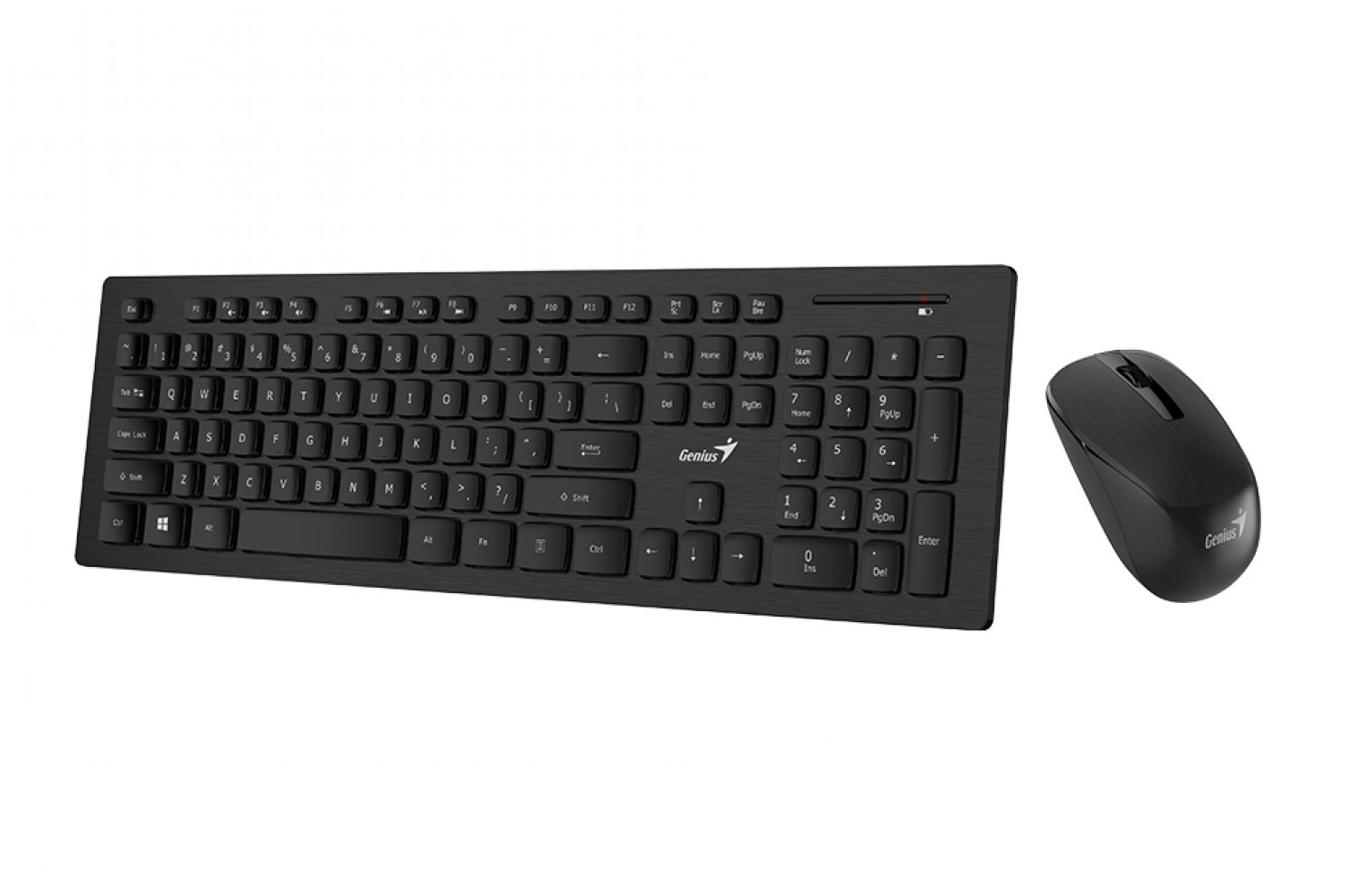 TECLADO GENIUS TEC+MOU SS 8008 WIRELESS