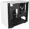 GABINETE GAMER NZXT H200I MINI-ITX WHITE-BLACK
