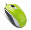 MOUSE GENIUS DX-110 G5 GREEN USB